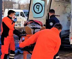 Makabryczny wypadek na Śląsku. Kurier nie zauważył 38-letniej kobiety