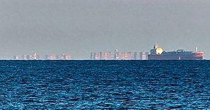 Miasto widmo na środku oceanu. Dziesiątki osób je widziało