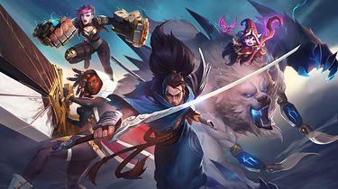 MMO w świecie League of Legends rośnie. Riot Games szuka nowych ludzi - League of Legends