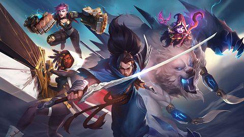 MMO w świecie League of Legends rośnie. Riot Games szuka nowych ludzi