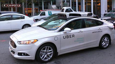 NVIDIA zawiesza testy autonomicznych aut. Wszystko przez ostatni wypadek Ubera