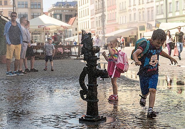 Gorąco, coraz goręcej. Tropikalna pogoda w Polsce