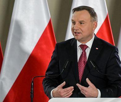 Andrzej Duda powoła pełniącego obowiązki I prezesa Sądu Najwyższego. Decyzję już podjął