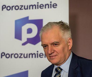 Kłopoty partii Jarosława Gowina. Przegrał w sądzie przez ojca Rydzyka