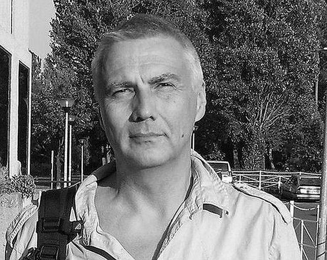 Krzysztof Krauze nie żyje