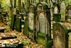 Spotkanie z nieznaną Warszawą: Cmentarz Żydowski
