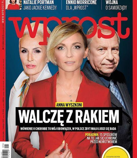 #dzieńdobrylatoWP: Ania Wyszkoni wygrała z rakiem. Walka z chorobą odcisnęła na niej swoje piętno