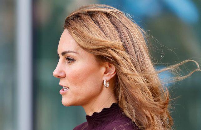 Księżna Kate żywo interesuje fanów
