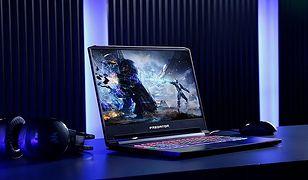 Nowe modele Predator Triton 500 i Acer Nitro 5. Procesory Intel 10. generacji i NVIDIA GeForce RTX Super