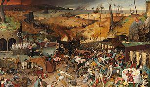 Triumf śmierci (obraz Pietera Bruegla starszego)