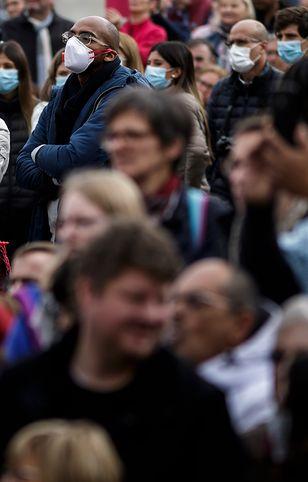 Zagrożenia o dużej skali sprzyjają przeprowadzaniu reform ograniczajacych wolność i prywatność