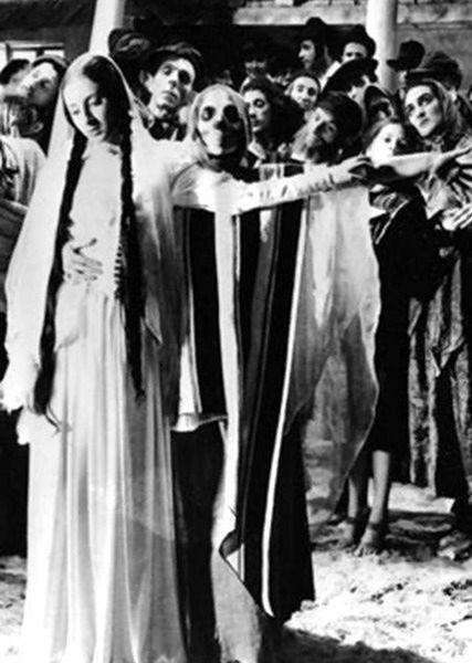 ''Dybuk'', reż. Michał Waszyński, 1937