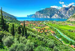 Jezioro Garda - Lago di Garda. Największe i najczystsze jezioro Włoch