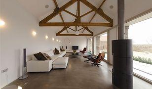 Nowoczesna podłoga: z żywicy, betonu, szkła. Zdjęcia wnętrz