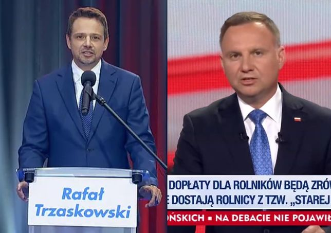 Każdy kandydat na prezydenta miał swoją debatę
