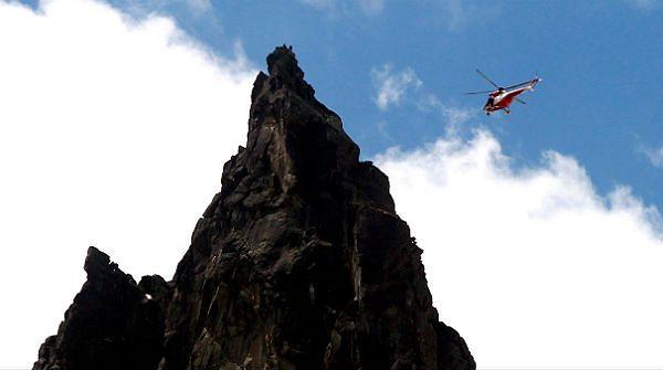 101 interwencji ratowników w Tatrach od początku wakacji, trzy wypadki śmiertelne