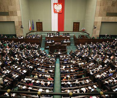 """Sejm poparł obniżkę uposażeń dla posłów. """"Gest pod publiczkę"""""""