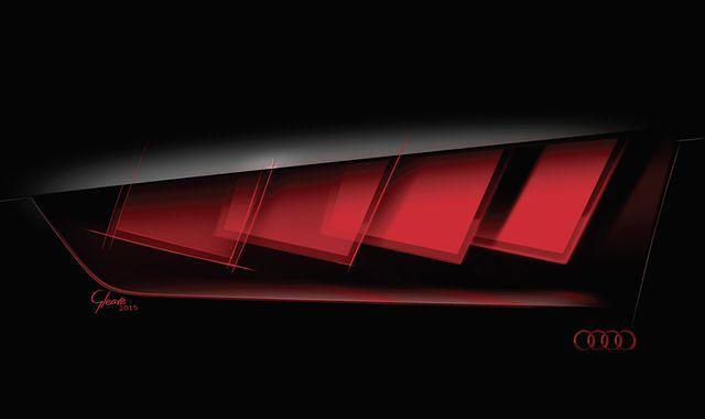 Audi pokaże nowinki oświetleniowe