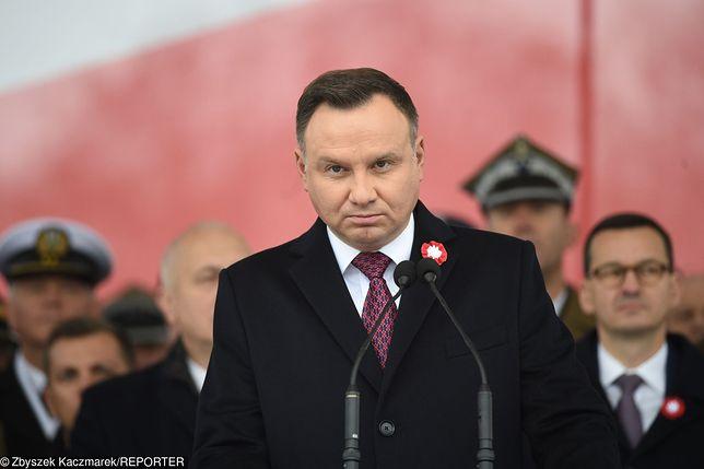 Andrzej Duda chce, by Polska przeznaczała 2,5 proc. PKB na zbrojenia już w ciągu 5 lat