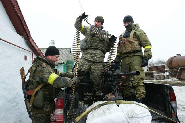 """Kolejna ofensywa separatystów. """"Putin chce trwałej wasalizacji Ukrainy"""""""