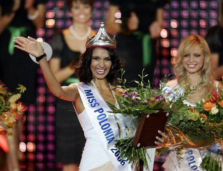 Marzena Cieślik - Miss Polonia 2006