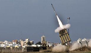 Izraelska żelazna kopuła - terroryści jej nie przebiją