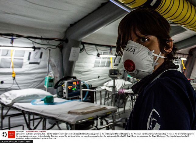 Koronawirus we Włoszech - nie żyje już ponad 4 tys. osób