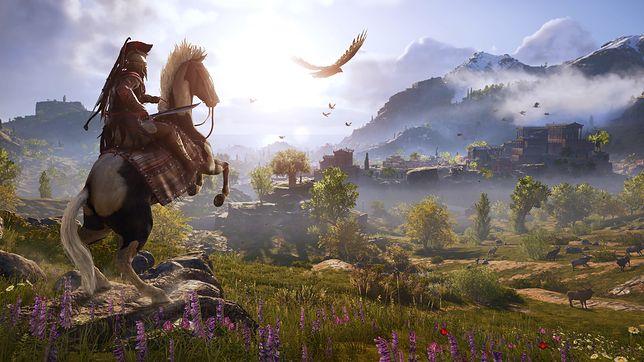 Assassin's Creed Odyssey zadebiutuje 5 października.