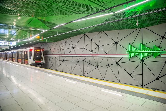 Warszawa. Trzy stacje metra uznane zostały za godnych kandydatów do europejskiej architektonicznej nagrody