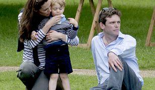 Kate Middleton, książę Jerzy i James Meade