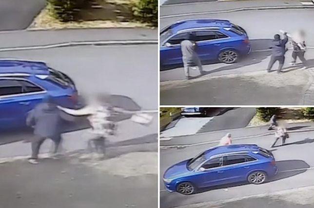 Kobieta została zaatakowana, kiedy próbowała wsiąść do samochodu