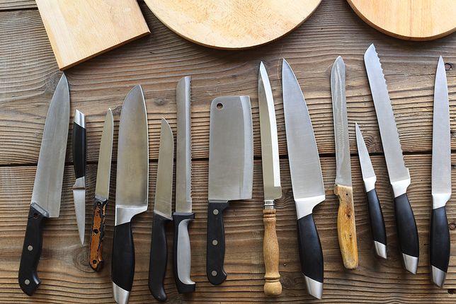 Zestaw noży do każdej kuchni. Idealnie wyprofilowane i wyjątkowo ostre