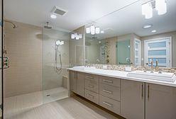 Minimalistyczna łazienka. Sprawdź, jakie prysznice są teraz w modzie