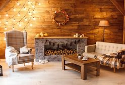 Lampki choinkowe - efektowna, całoroczna dekoracja wnętrza