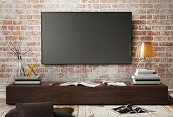 Salon ze ścianą telewizyjną. Ciekawe pomysły na jej aranżację