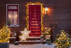Najlepsze pomysły na świąteczne udekorowanie domu światełkami LED