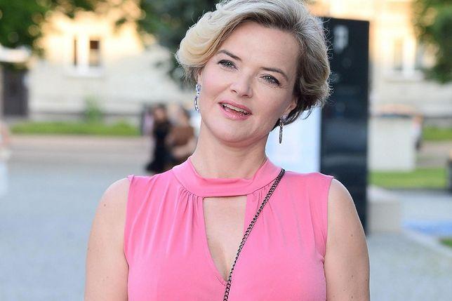 Monika Zamachowska ma z mężem wspólne konto