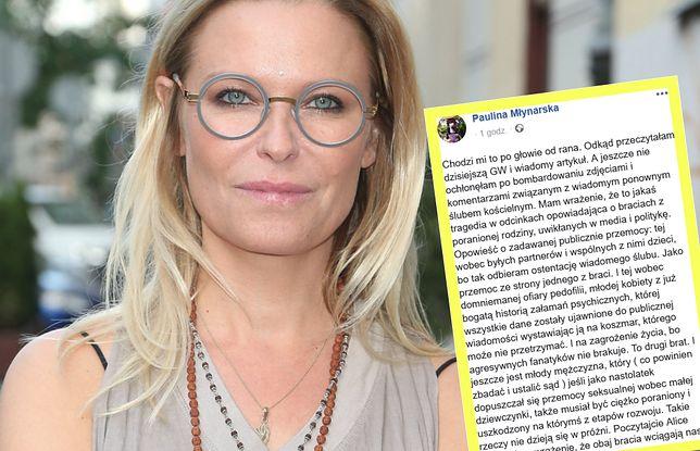 """Paulina Młynarska gorzko o """"tragedii braci Kurskich"""""""