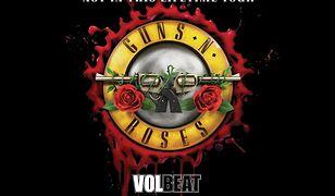 Volbeat i Tyler Bryant & The Shakedown zagrają przed Guns N' Roses