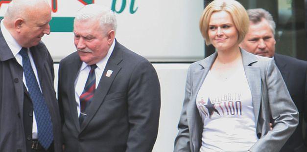 Maria Wiktoria Wałęsa ośmieszyła się strojem