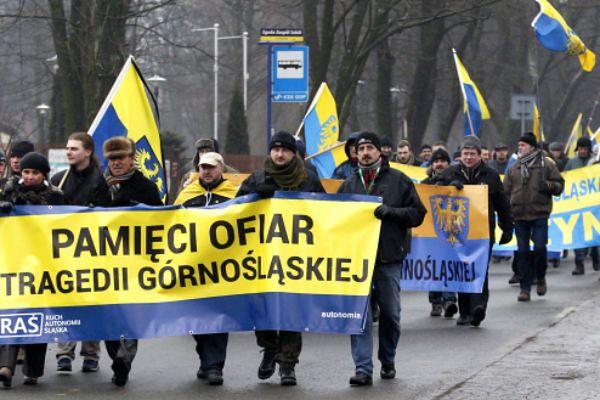 """70. rocznica Tragedii Górnośląskiej. """"To jest marsz każdego świadomego Ślązaka"""""""