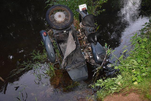 Dramat w Niewierszynie. W rzece znaleziono zwłoki
