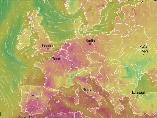 Przed Europą fala upałów. Kiedy dotrze do Polski?