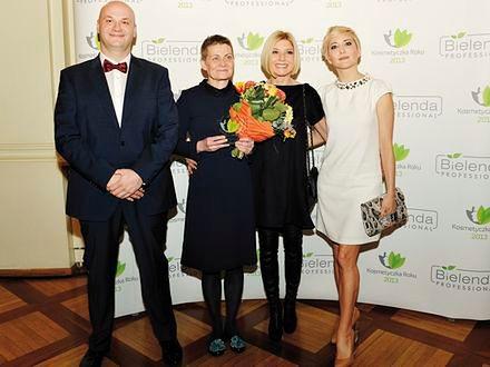 Ewa Wasiak została Kosmetyczką Roku 2013