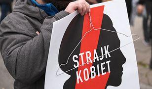 Strajk kobiet. W środę Polki nie idą do pracy, będą kolejne protesty