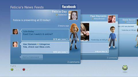 Beta Twittera, Facebooka i Last.fm na 360 jeszcze w tym miesiącu