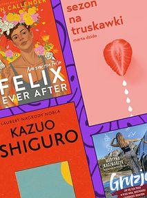 Książki na lato 2021 – 5 najlepszych propozycji dla każdego