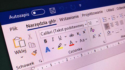 Build 2019: Microsoft Word dostanie sztuczną inteligencję. Podpowie, jak pisać teksty