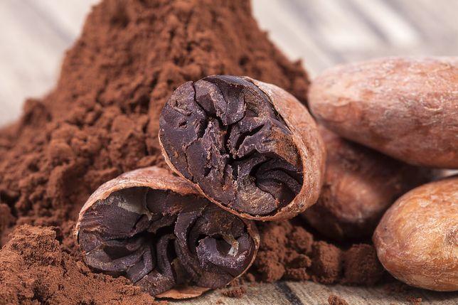 Kakao występuje w trzech odmianach