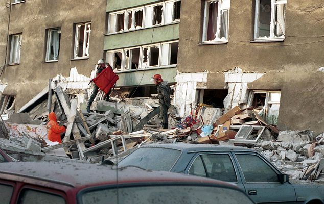 Prokuratura Krajowa bada sprawę wybuchu gazu w Gdańsku w 1995 r.